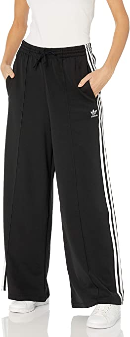 adidas Originals Women's Primeblue Relaxed Wide Leg Pants