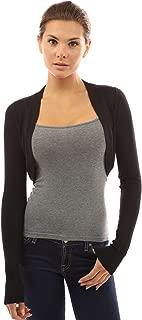 PattyBoutik Women's Bolero Shrug Light Knit Cardigan