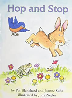 Hop and Stop (Books for Young Learners)