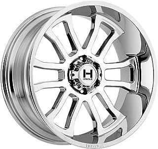 Hostile H107 Gauntlet 22x10 8x170 -25mm Chrome Wheel Rim