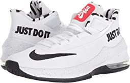White Black Light Crimson Wolf Grey. 165. Nike Kids. Air Max Infuriate II  Just Do It (Little ... 06e96f491
