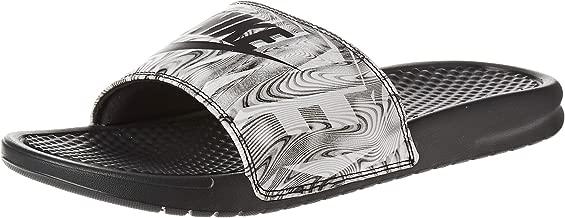 Nike Benassi JDI Print, Zapatos de Playa y Piscina para Hombre