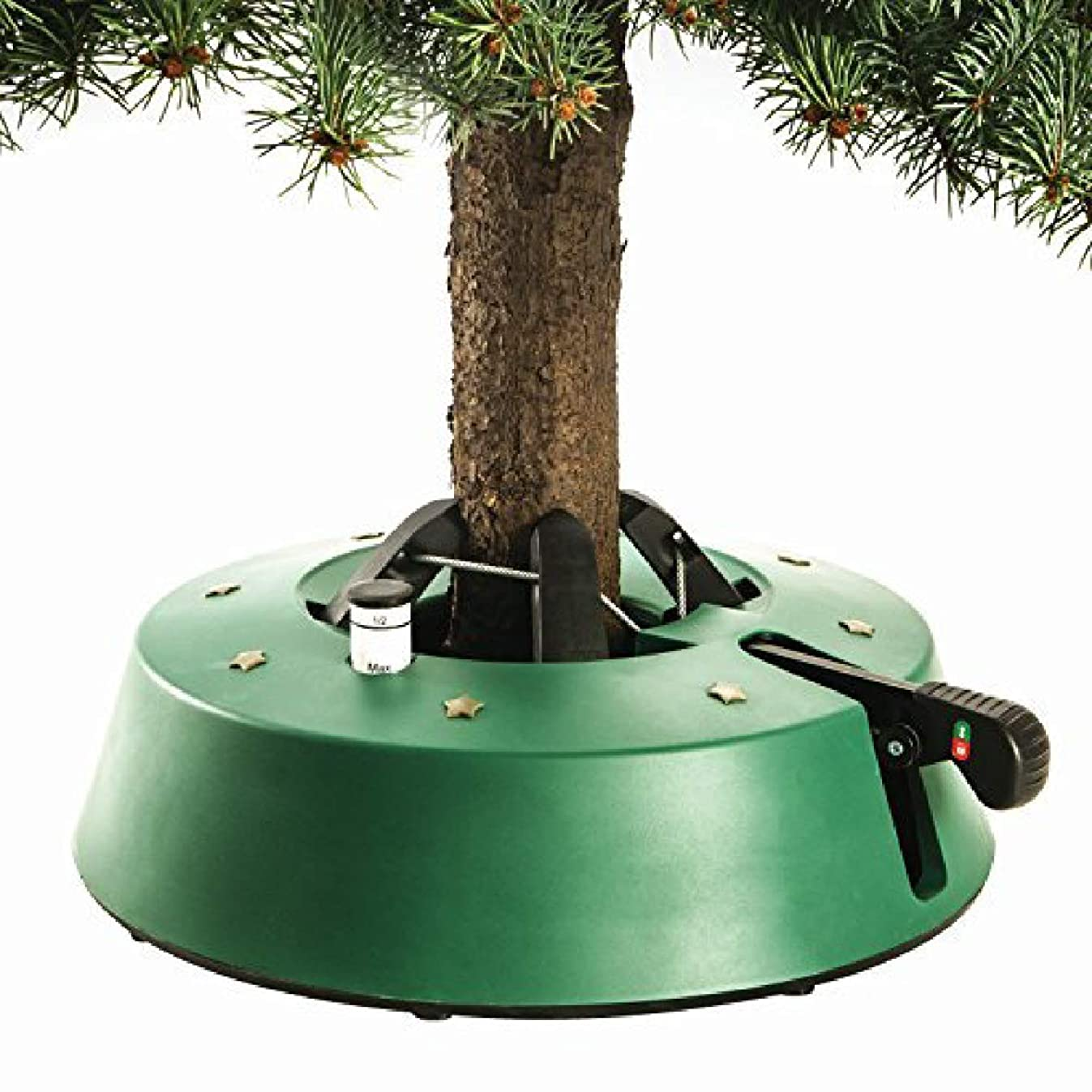 EasyGoProducts EGP-TREE-002 InstaTree XXL Fast & Easy Christmas Stand-Holds Tree up to 14.5 Feet Tall with 1.5