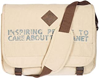National Geographic Messenger Bag, Beige