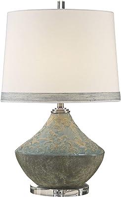 Amazon.com: Isamu Noguchi Akari 1 una lámpara de papel ...