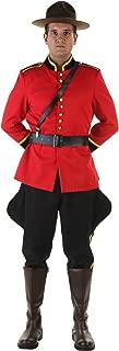 mountie costume