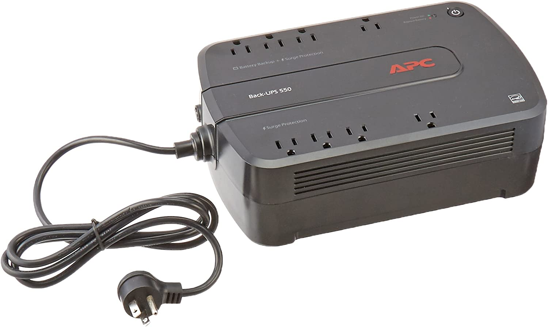 APC Back-UPS NS 600VA 8-Outlet Power-Saving UPS