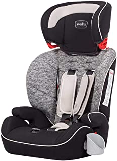 Evenflo Sutton 3-in-1 Booster Car Seat - Black Granite