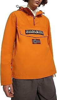 Napapijri Rainforest Sum 2 Mens Jacket X Large Marmalade Or