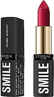 LOréal Paris Make-up designer X Isabel Marant Belleville Rodéo Pintalabios Mate Burdeos