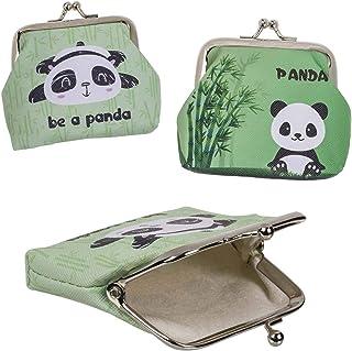 Amazon.es: Panda - Carteras y monederos / Accesorios: Equipaje