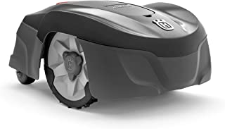 Husqvarna Automower 115H Robotic Lawn Mower، 115H-Mows تا 0.4 هکتار ، خاکستری