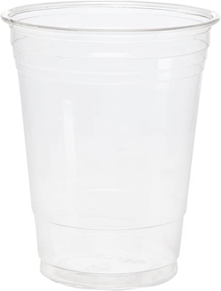 Dart TP16D 16 Oz Ultra Clear PET Plastic Cup Case Of 1000
