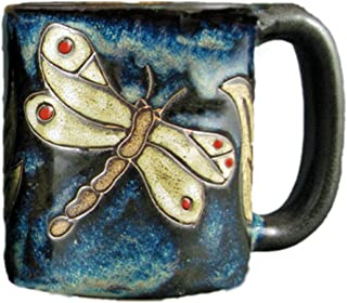 Novelty Art Coffee Mug May You Touch Dragonflies..