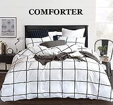 CLOTHKNOW Comforter Sets Queen Full Twin for Boys Girls Bed Queen/Full(comforter 90''x 90'')