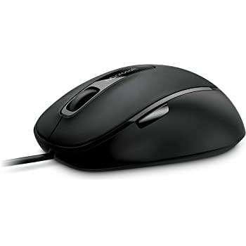Microsoft Comfort Mouse 4500 for Business - 4EH-00004,Lochness Gray