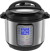 Instant Pot DUO Plus 60, 6 Qt 9-in-1 Multi- Use Programmable Pressure Cooker, Slow..