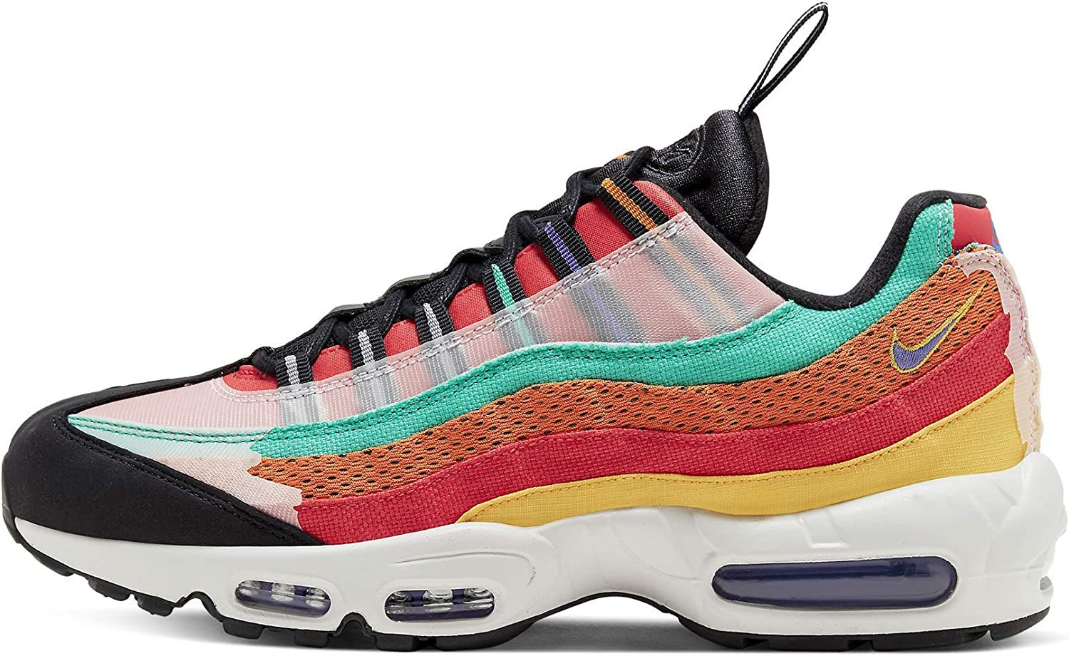 Nike Mens Air Max 95 CT7435 901 - Black History 2020 Month S OFFicial store National uniform free shipping BHM