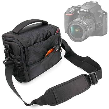 DURAGADGET Fundas, Mochila y Funda para Canon EOS 4000d, EOS 2000d ...