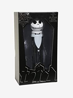 The Nightmare Before Christmas JACK DECORATIVE BOTTLE Bone Daddy Spray Cologne 3.4 oz