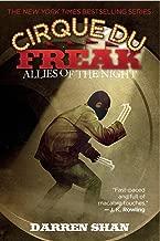 cirque du Freak # 8: allies of the Night كتاب: 8في Saga darren shan