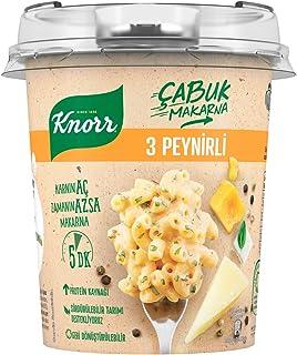 Knorr 3 Peynirli Çabuk Makarna 67G