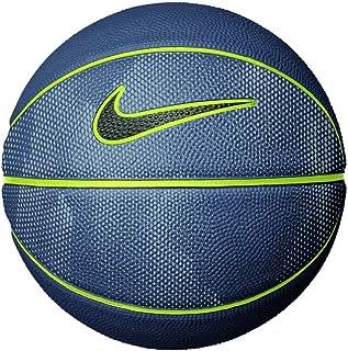 f9ec9195b3d Bola de Basquete Nike Swoosh Mini Tamanho 3 - Azul Escura com Amarela