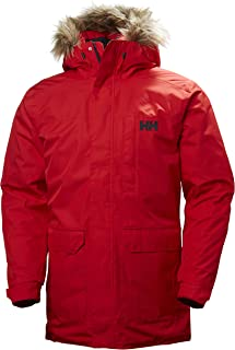 Helly Hansen Mens Waterproof Dubliner Insulated Winter Parka Jacket Coat