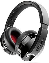Focal Listen Wireless Over-Ear Headphones with Microphone (Black)