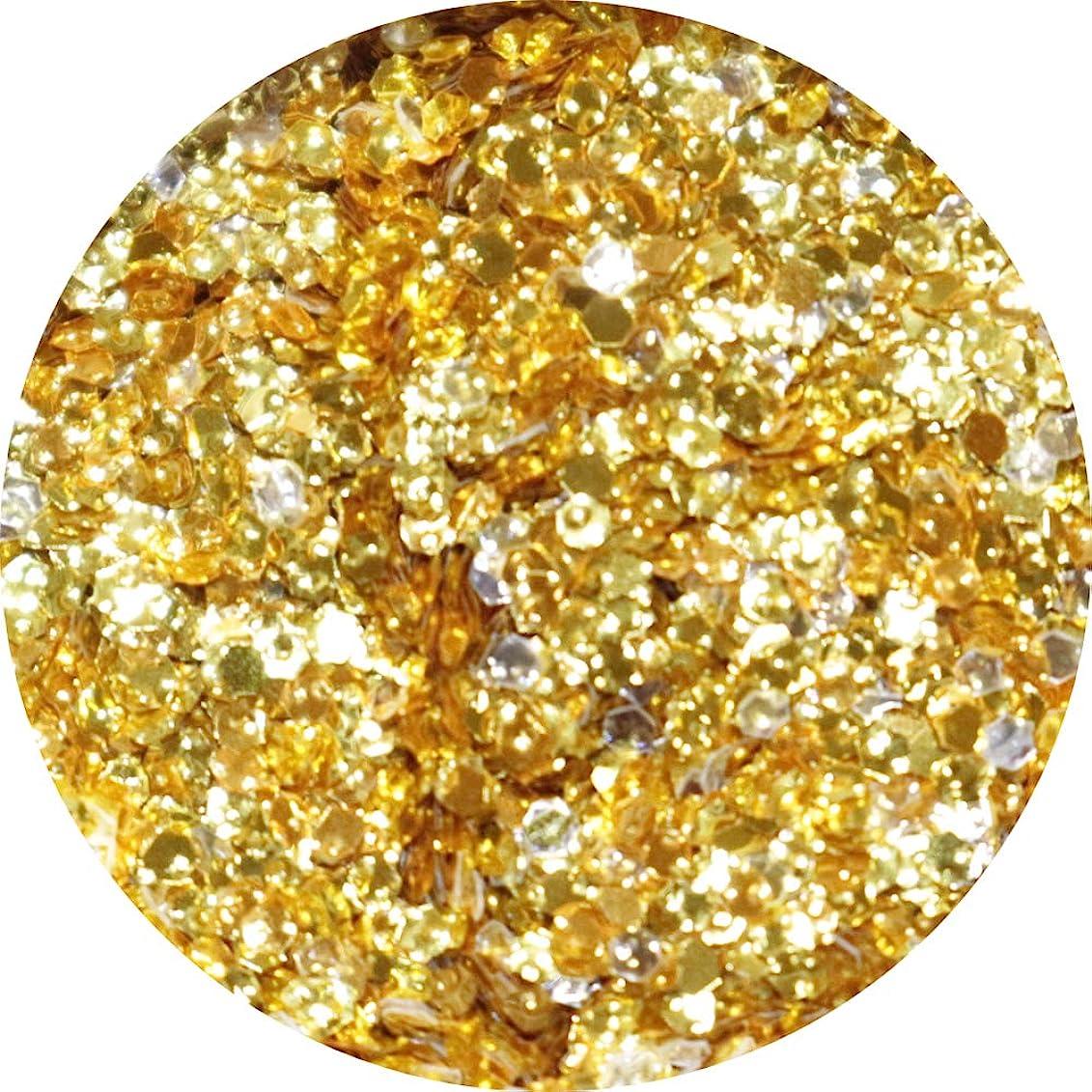 ジュニア交渉するマガジンMATIERE エンボスホログラム ゴールド