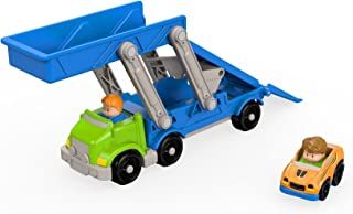 Fisher-Price Little People Ramp 'n Go Carrier Playset