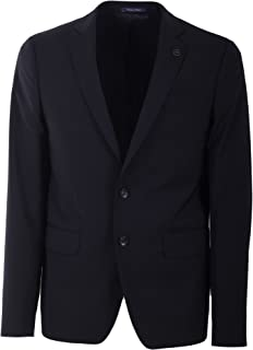 Men's Classic Blazer Suit in Stretch Wool/Polyester Quality