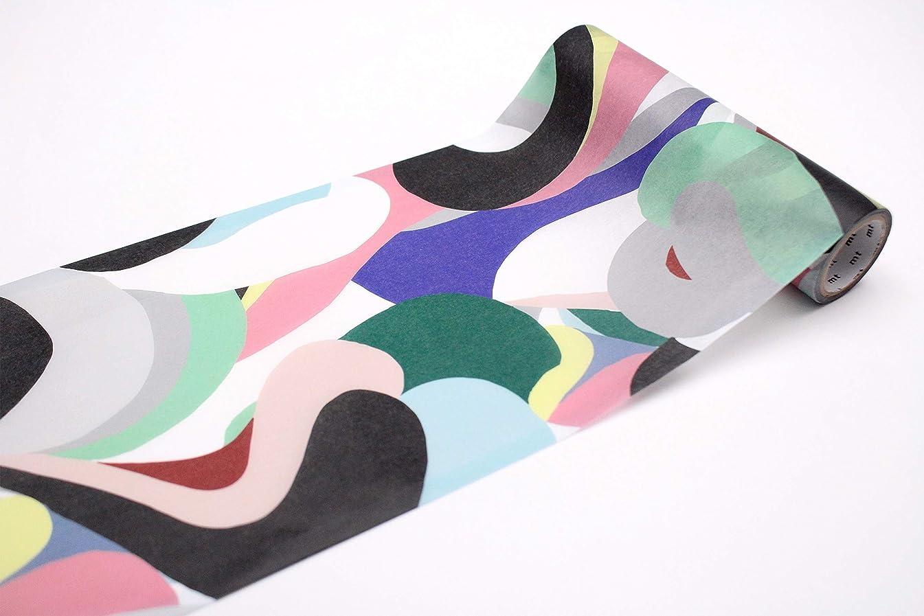 mt wrap Paper Tigre L'Aquarius gift wrap 155mm x 5m