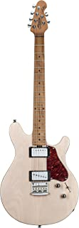 Best Sterling By MusicMan 6 String Sterling by Music Man James Valentine Signature Guitar, JV60, Trans Buttermilk (JV60-TBM) Review