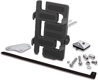 Show Chrome Accessories (52-839B suporte para telefone de motocicleta 32-41,5 mm grampo de rosto