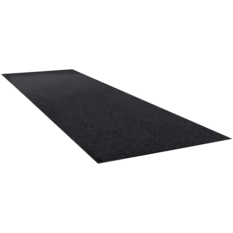 Economy Vinyl Carpet Mats 3' Max 74% OFF x Each 1 Columbus Mall 12' Charcoal
