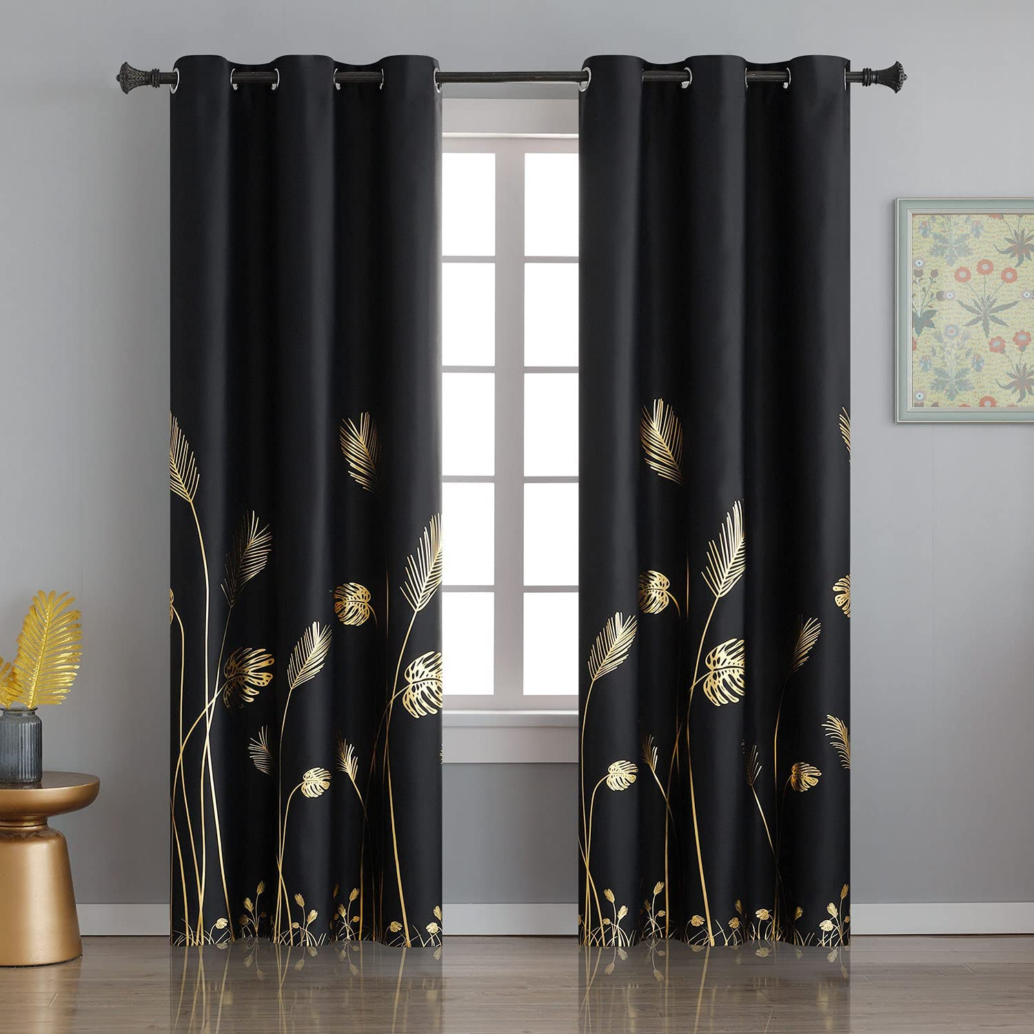 Estelar Ranking TOP14 Max 55% OFF Textiler Blackout Curtains 84 Inches Long 2 Room Panels