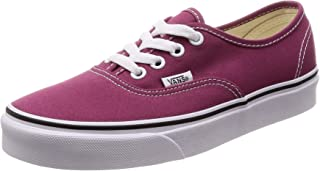 vans authentic dry rose