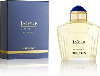 Boucheron Jaipur Homme by Boucheron - Perfume for Men, 100 ml - EDT Spray