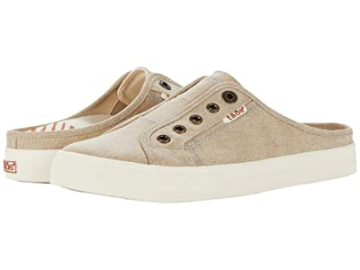 Taos Footwear EZ Soul (Oat Wash Canvas) Women
