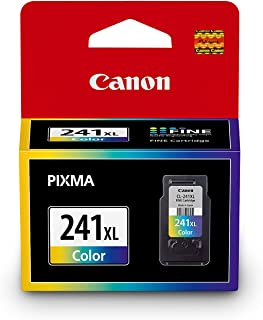 Canon CL-241 XL Color Ink Cartridge Compatible to MG2120, MG3120, MG4120, MG2220, MG3220, MG4220, MG3520, MG3620, MX472, MX532, TS5120