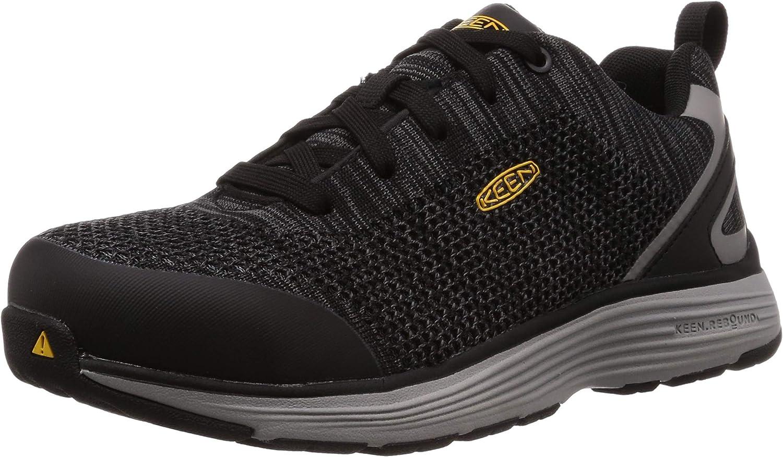 KEEN Utility Men's Sparta Low Alloy Work Toe Shoe Finally resale start specialty shop