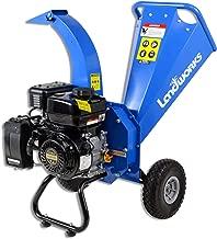 Landworks Mini Wood Chipper Shredder Mulcher Super Heavy Duty 7 HP 212cc Gas Powered 3