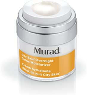 Murad City Skin Overnight Detox Moisturiser, 40ml