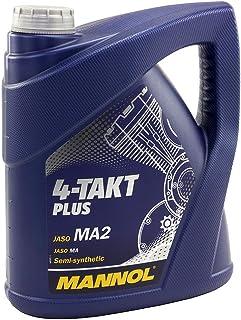 Mannol MN7202-4 4-takt Plus API SL, 4L volume