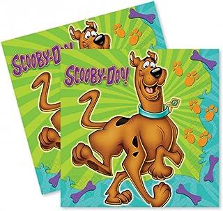 17115 Pack 10 Serviettes 33 x 33 cm Scooby Doo Atosa