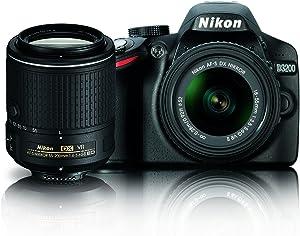Nikon 55-200mm VR DX Zoom Lenses