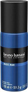 bruno banani Magic Man dezodorant w sprayu dla mężczyzn, 150 ml