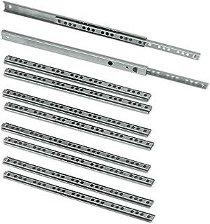 EMUCA Guías Laterales para cajones con rodamiento de Bolas