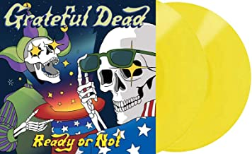 Ready or Not - Exclusive Limited Edition Yellow Colored 2x Vinyl LP